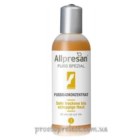 Allpresan 3 - Концентрат для ванни, для ніг
