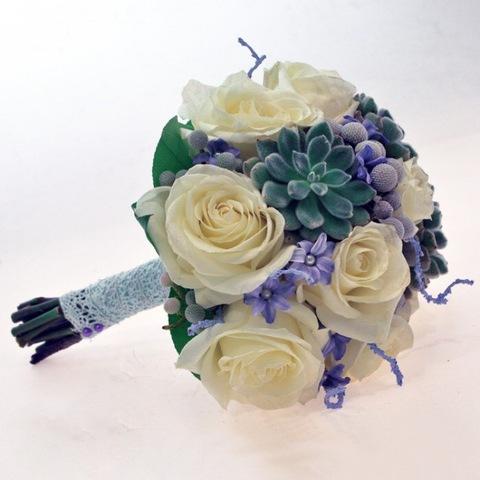 Свадебный букет #457