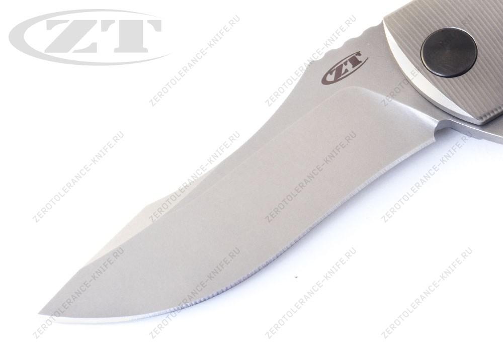 Нож Zero Tolerance 0920 Les George - фотография