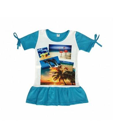 Платье Африка детское трикотажное
