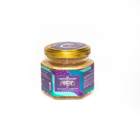 Мёд с эфирными маслами «Северное сияние» 120 г