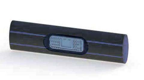 Многолетняя трубка с плоским эмиттером (Ø 16 мм)