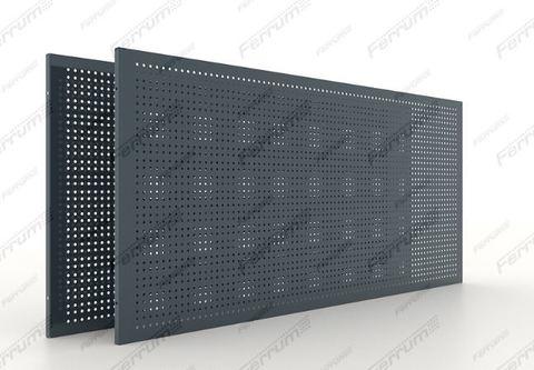 Перфорированные панели для верстака 1880 мм - 2 шт/уп., серия