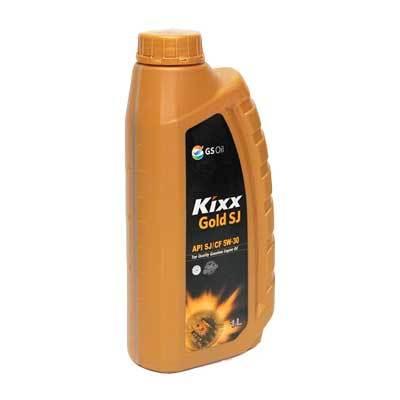 L5317AL1E1  Kixx SJ/CF 5W-30 полусинтетическое моторное масло (1 литр) официальный сайт партнера ht-oil.ru