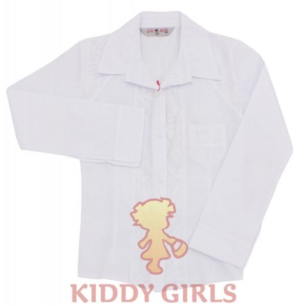 Блуза для девочки Guipure Everywhere Gul Bebe, Турция 4022