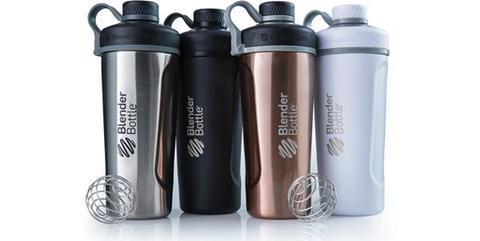 двусменная вакуумная изоляция из нержавеющей пищевой стали - это шейкеры и бутылки для воды Radian BlenderBottle - бесплатная доставка