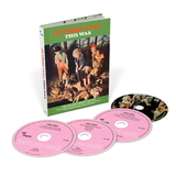 Jethro Tull / This Was (The 50th Anniversary Edition)(3CD+DVD)