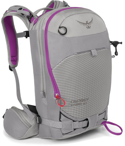 Рюкзаки для сноуборда Рюкзак сноубордический женский Osprey Kresta 20 WS/WM Twilight Grey osprey_KRESTA_20_TWILIGHT_GREY_16-500x500.jpg