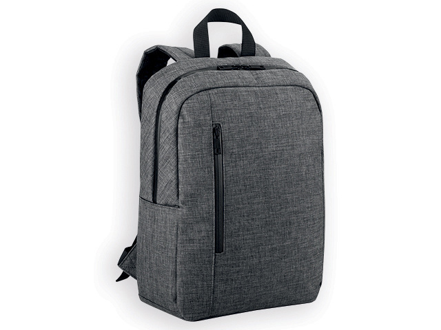 Shades Laptop Backpack, grey