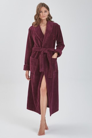 Бамбуковый махровый халат Serenity (PM France 743)