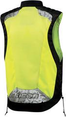 Мотожилет светоотражающий - ICON INTERCEPTOR REFLECTIVE VEST (желтый)