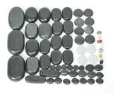 Камни для стоунтерапии (базальт) 60шт