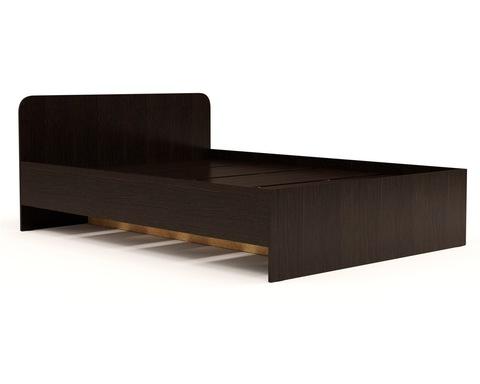 Кровать КР-17 венге