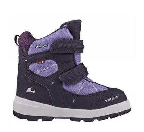 VIKING Toasty II GTX  зимние ботинки для девочки Викинг