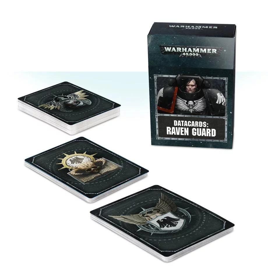 Datacards: Raven Guard