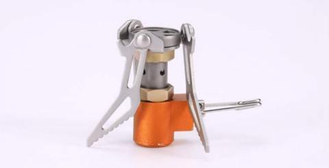Картинка горелка туристическая Fire Maple Hornet FMS-300T титановая  - 4