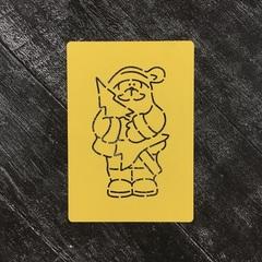 Дед Мороз №23 с ёлочкой