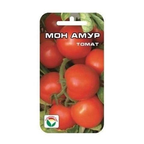 Мон Амур 20шт томат (Сиб сад)