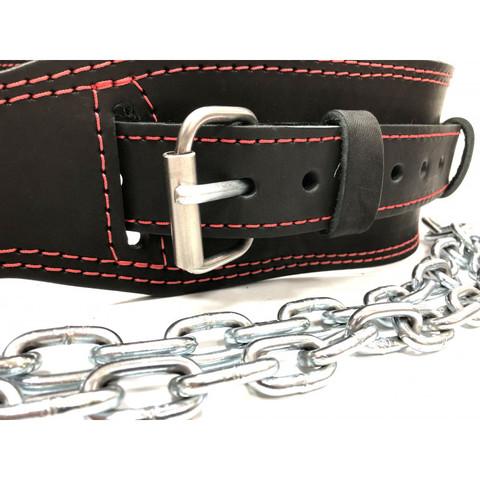 купить ремень пояс с цепью для крепления утяжеления грузов блинов для подтягиваний с весом
