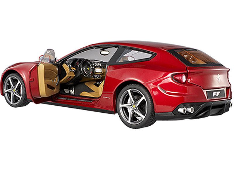 Коллекционная модель Ferrari FF Ferrari Four 2012