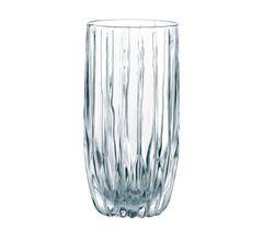 Набор из 4 высоких хрустальных стаканов Prestige, 325 мл, фото 1