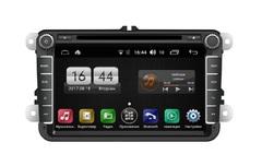 Штатная магнитола FarCar s170 для Volkswagen Touran 07+ на Android (L370)