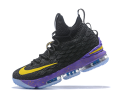 Nike LeBron 15 'Black/Purple/Yellow'