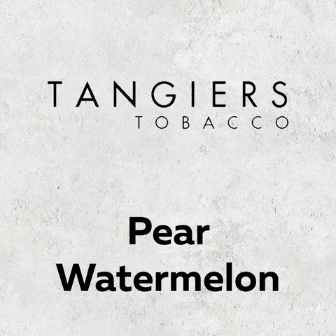 Тangiers (250 гр) Pear-Watermelon (Special)