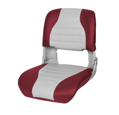 Кресло Highback Seat всепогодные - серый/красный