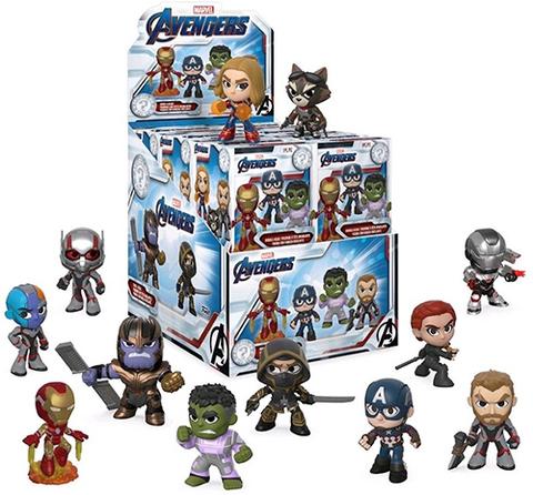 Фигурка Funko Mystery Minis: Marvel: Avengers Endgame: 12PC