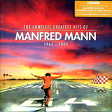 Manfred Mann / The Complete Greatest Hits Of Manfred Mann 1963 - 2003 (2CD)