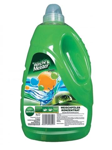 Кондиционер-ополаскиватель Wasche Meister Green 3070 мл