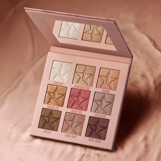 Jeffree Star Mini Orgy palette