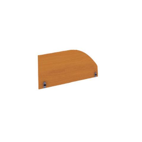 Экран для стола криволинейный 100х54 см МОНО-ЛЮКС