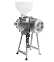 Akita jp AKDMJP-30 (0.75 kW) electric mill for grinding grain into flour, corn, spices, coffee