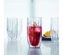 Набор из 4 высоких хрустальных стаканов Prestige, 325 мл, фото 2