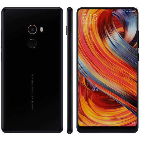 Xiaomi Mi MIX 2 8/128GB Black - Черный