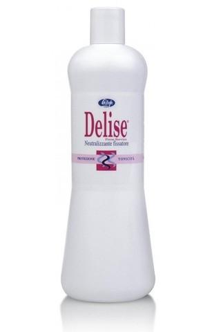 Нейтрализатор для волос после химической завивки «Fixing Delise Neutralizer» (1000 мл)