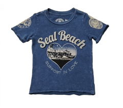 Футболка юн. Affliction SEAL BEACH 2