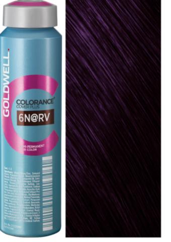 Colorance 6N@RV - темный блонд с красно-фиолетовым сиянием (фиалковый блонд) 120 мл