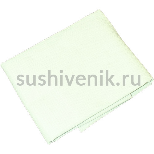 Простыня для бани и сауны вафельная (крупная клетка), 145 х 80 см