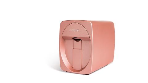 Принтер для ногтей O2Nails M1 Pro Rose (перламутровый розовый)