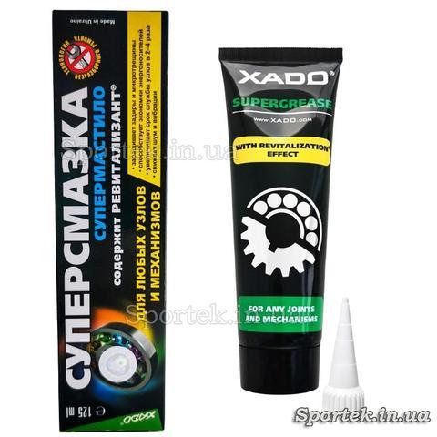 Смазка XADO Supergrease XA 30205 125мл