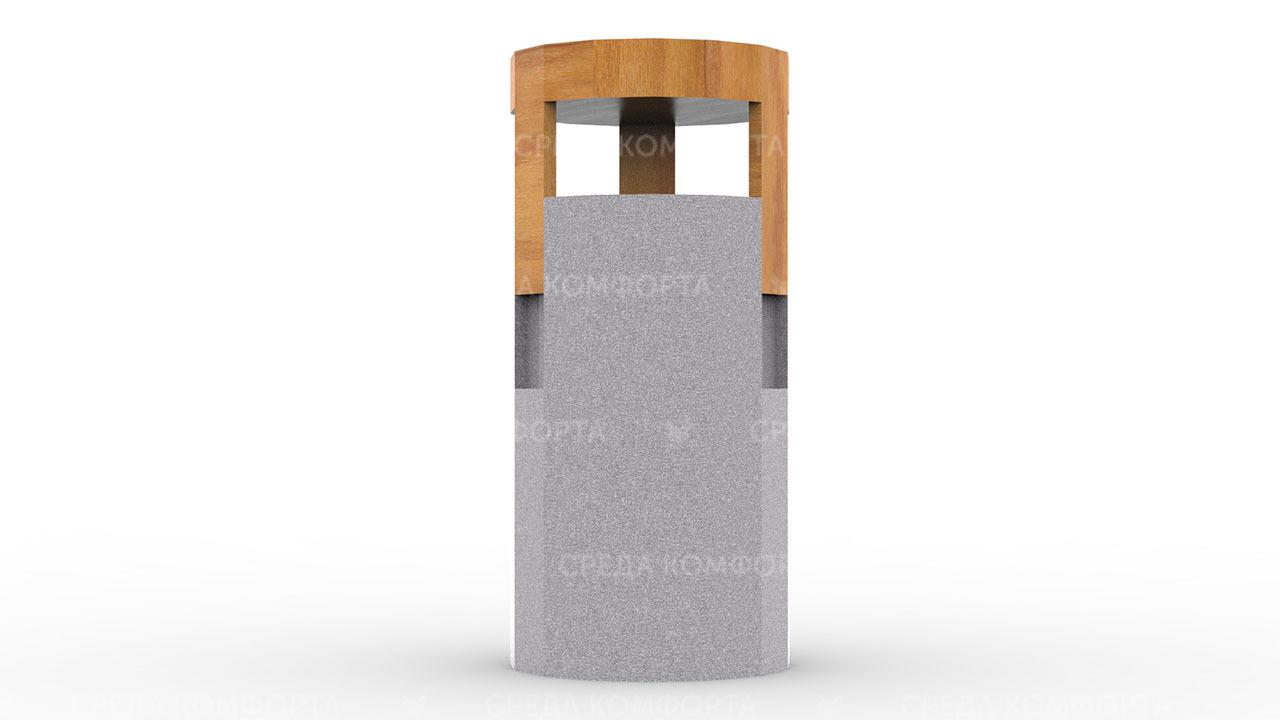 Урна бетонная URN0068