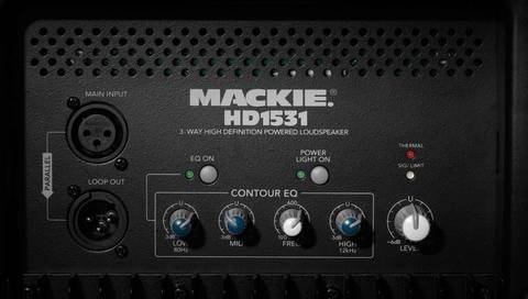 Акустические системы активные Mackie HD1531