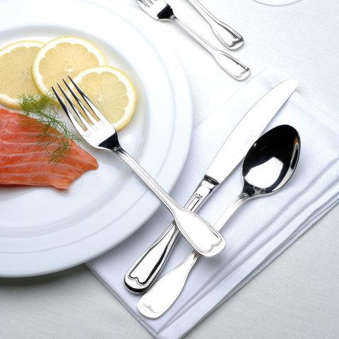 Набор 12пр универсальных столовых ложек 20см Gastronomie