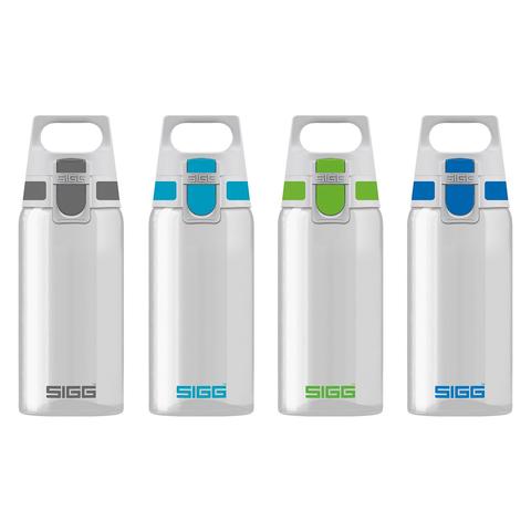 Бутылка Sigg Total Clear One (0,5 литра), бирюзовая
