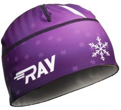 Лыжная шапка Ray Race Violet Snow