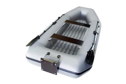 Лодка ПВХ Хантер 300 ЛТН с надувным дном