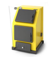 Водогрейный котел Оптимус Автоматик 16кВт, АРТ, под ТЭН, желтый